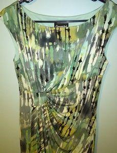 Size 4 Green dress nwot